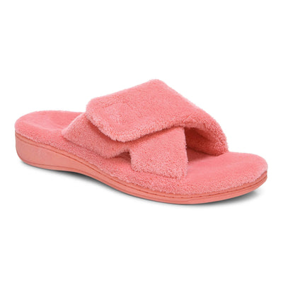 Vionic Womens Relax Slipper Sea Coral