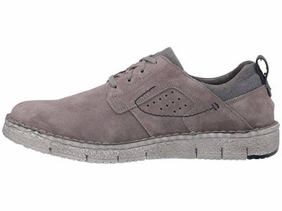 Josef Seibel Mens Ruben 49 Light Grey Combi