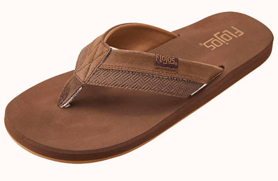 Flojos Mens Ryan Chestnut
