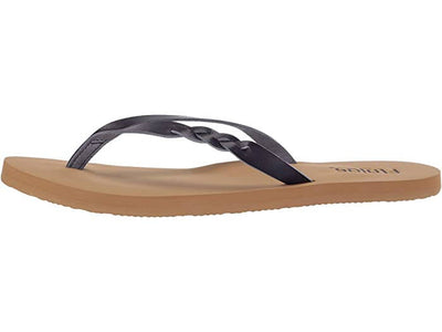 Flojos Womens Serenity Navy Tan