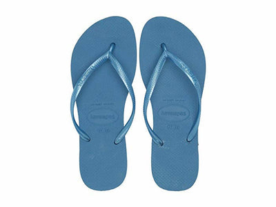 Havaianas Womens Slim Blue Steel