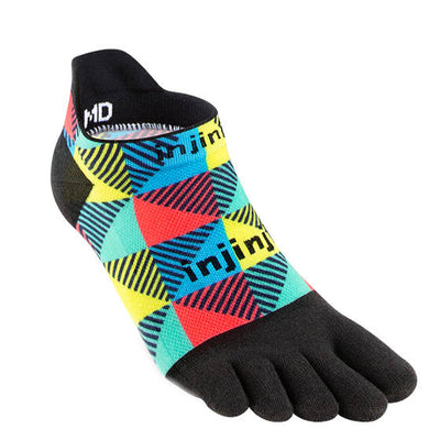 Injinji Spectrum Run Lightweight No Show Edge