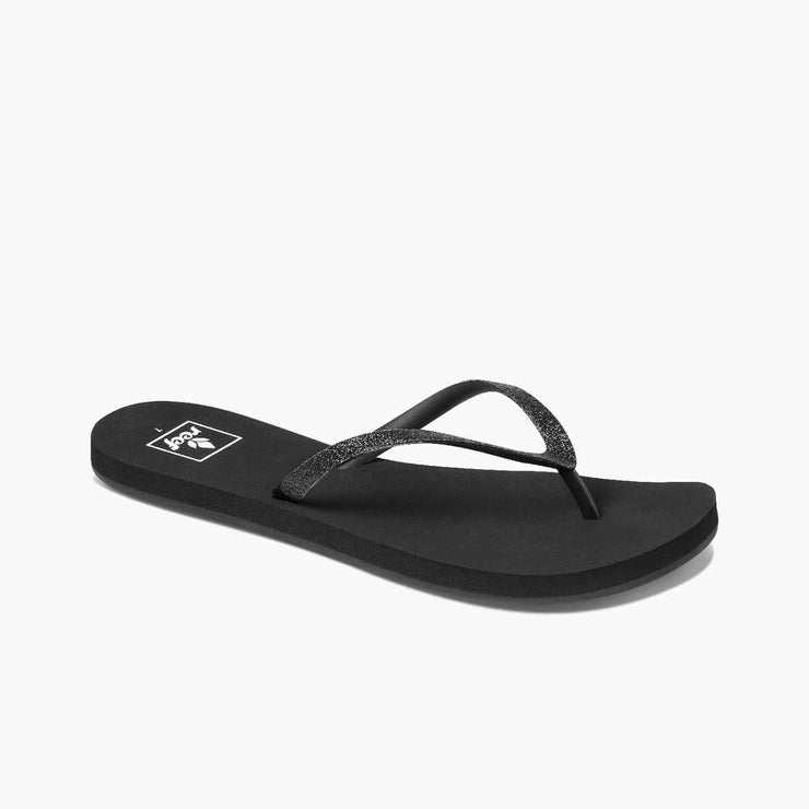 Reef Womens Stargazer Black