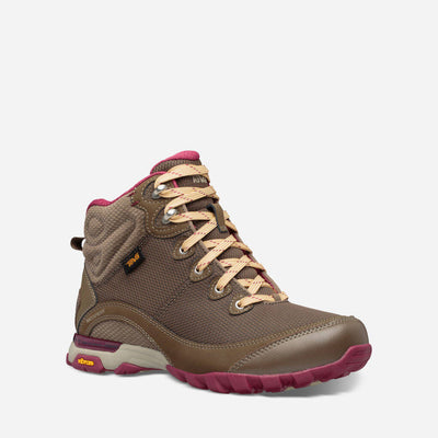Teva Womens Sugarpine Mid WP Chocolate Chip