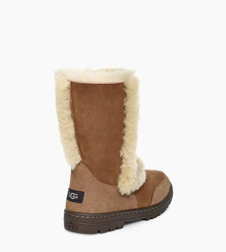 UGG Womens Sundance Short II Revival Chestnut