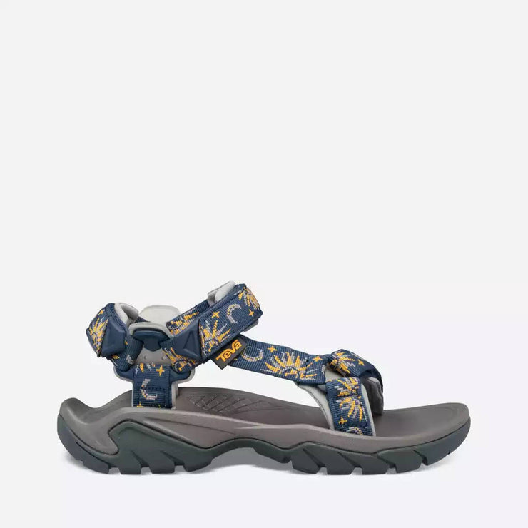 Teva Womens Terra FI 5 Universal Sun And Moon Insignia Blue