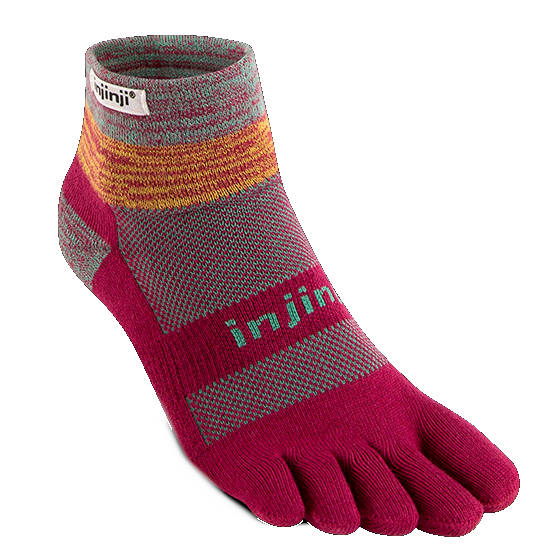 Injinji Trail Midweight Mini Crew Jewel