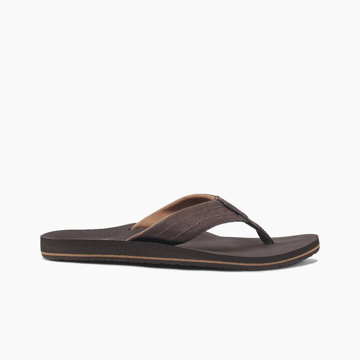Reef Mens Twinpin Lux Brown