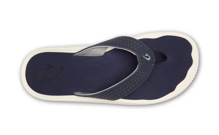 Olukai Mens Ulele Blue Depth Blue Depth