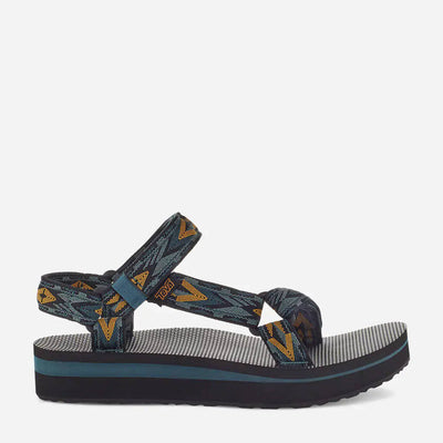Teva Womens Midform Universal Double Diamond Sagebrush Green