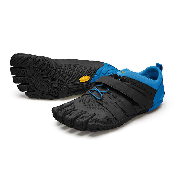 Vibram FiveFingers Mens V-Train 2.0 Black Blue