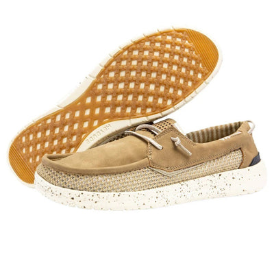 Hey Dude Mens Welsh Grip Beige