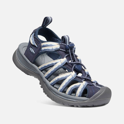 Keen Womens Whisper Navy Blue Fog