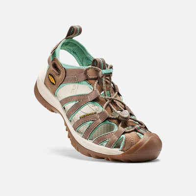 Keen Womens Whisper Shitake Malachite