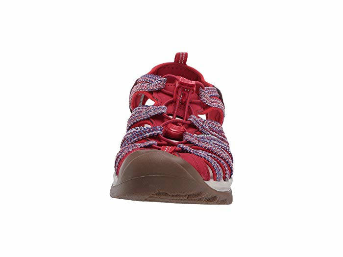 Keen Womens Whisper Tango Red Blue
