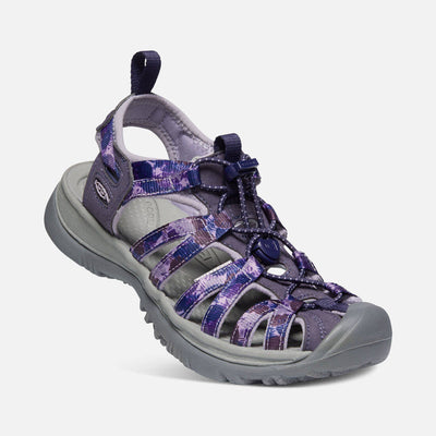Keen Womens Whisper Purple Tropical