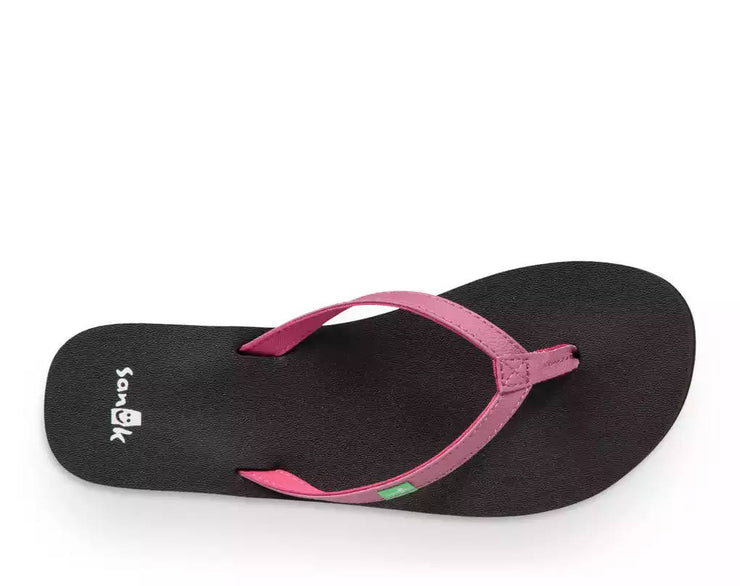 Sanuk Womens Yoga Joy Heather Rose