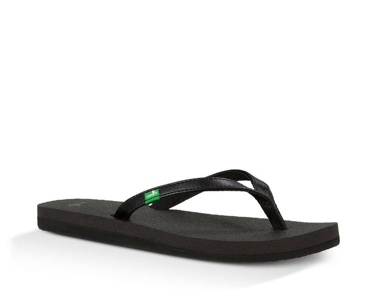 Sanuk Womens Yoga Spree 4 Black