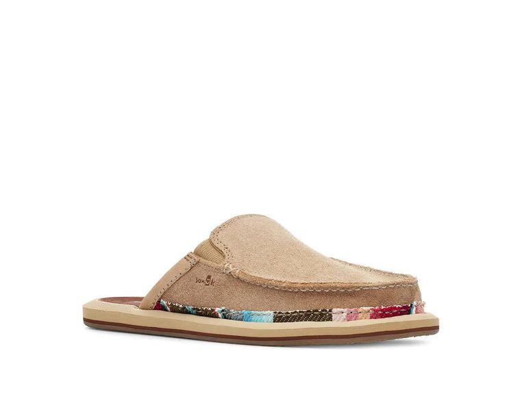 Sanuk Womens You Got My Back Artesano Brown