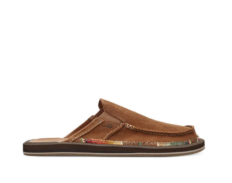 Sanuk Mens You Got My Back III Artesano Tan