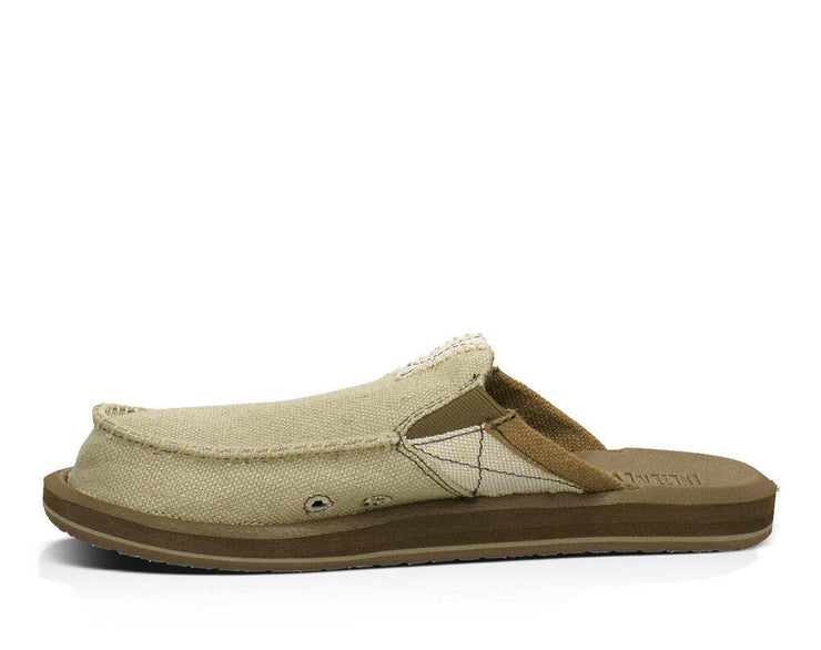 Sanuk Mens You Got My Back II Tan