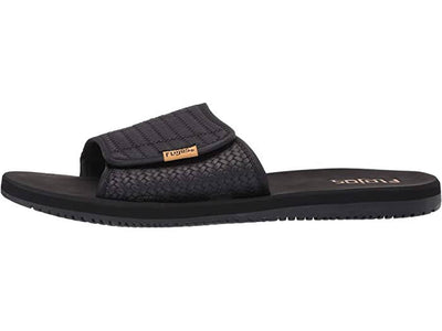 Flojos Mens Duke Black Weave