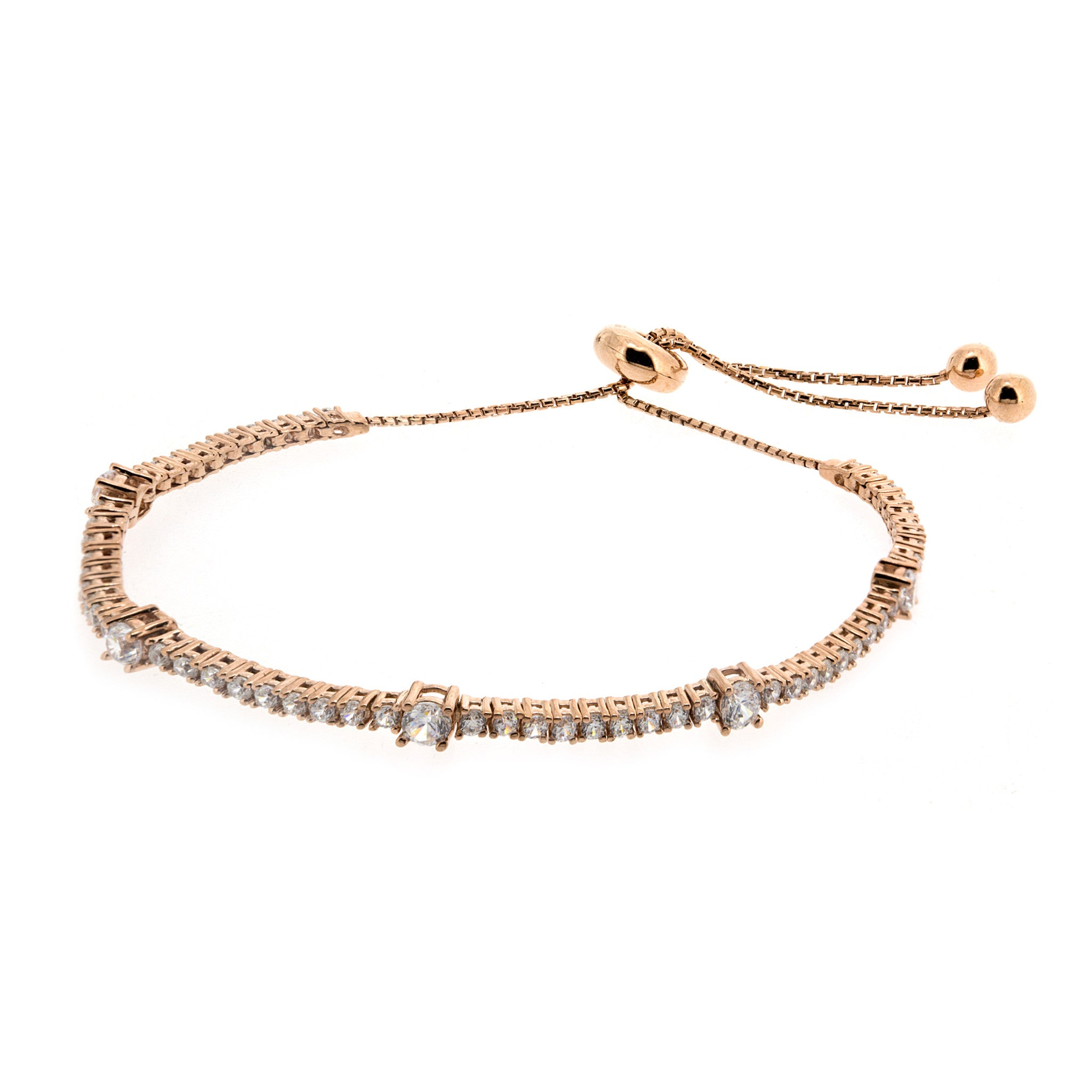 bracelet on products sterling citrine length jewellery franki baker anklet silver crystals tennis facetted a garnet