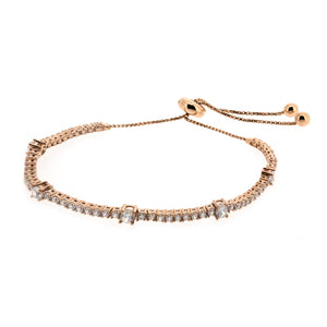 BH-5/R - Adjustable Tennis Bracelet
