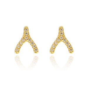 ET-16/G - Wishbone Ear Cuffs