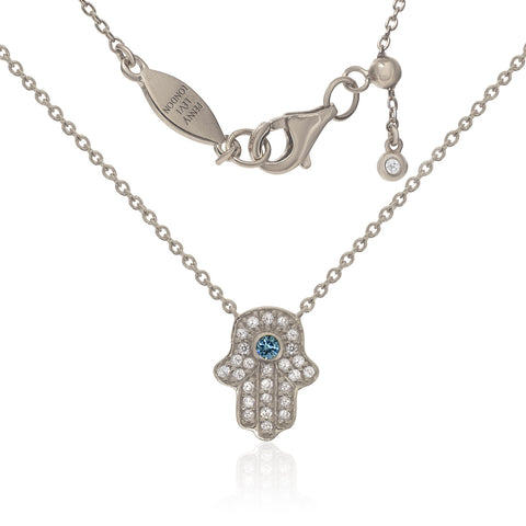 NT-201/S - Chain and Hamsa necklace (NEW)