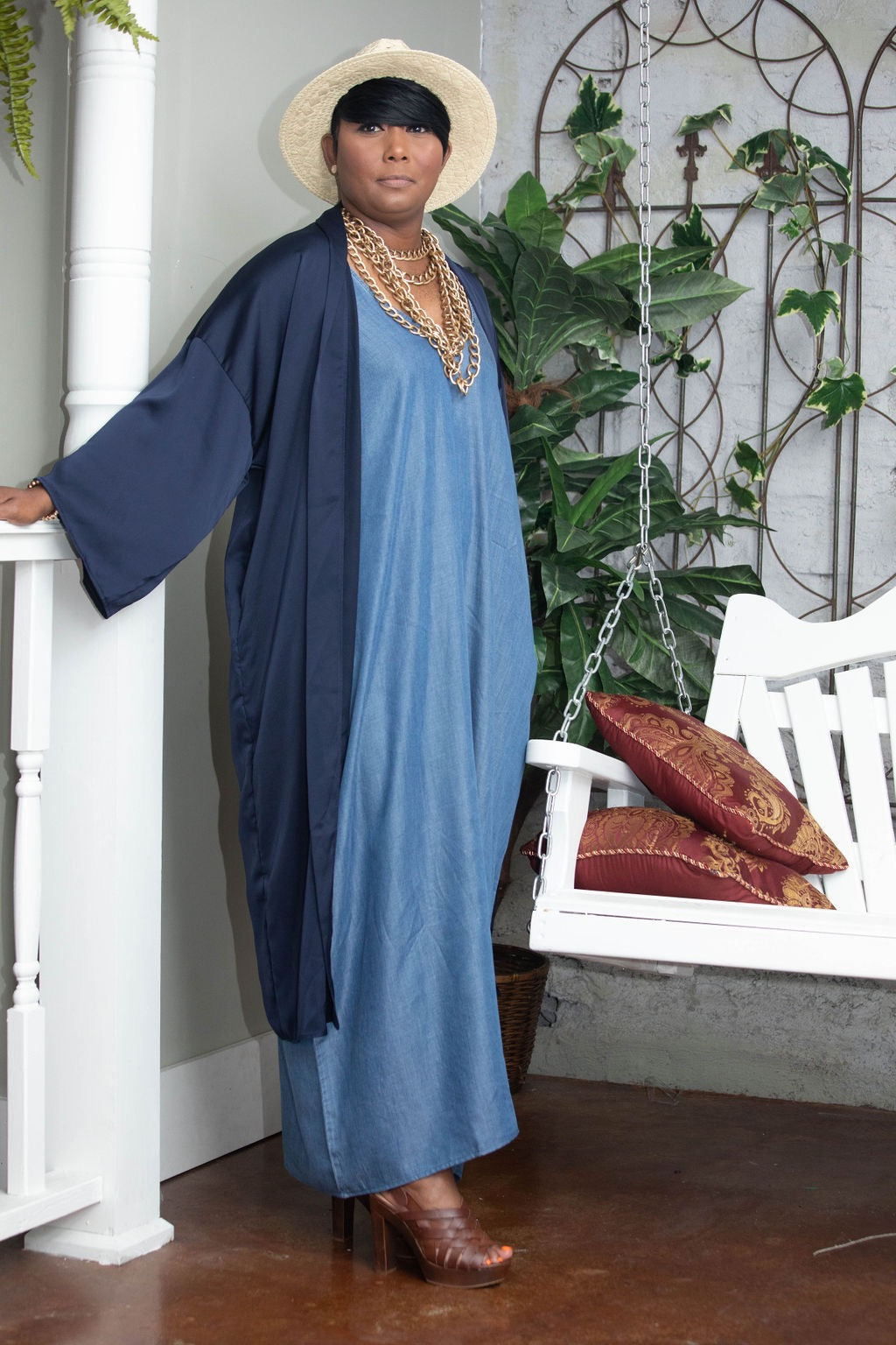 Easy Breezy Kimono- Available in 2 colors