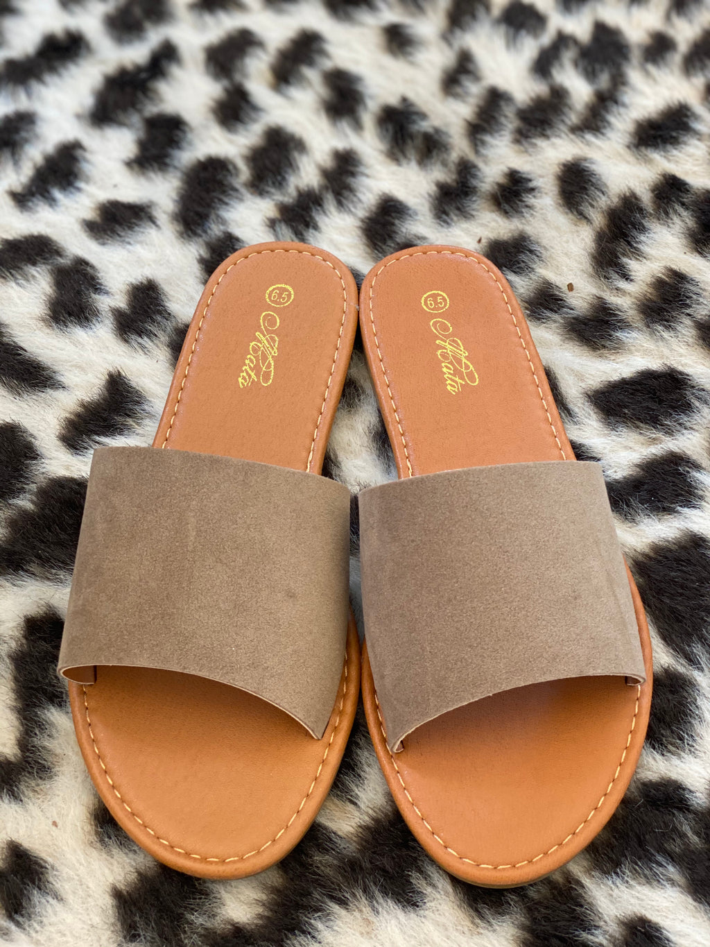 New Slides- Taupe