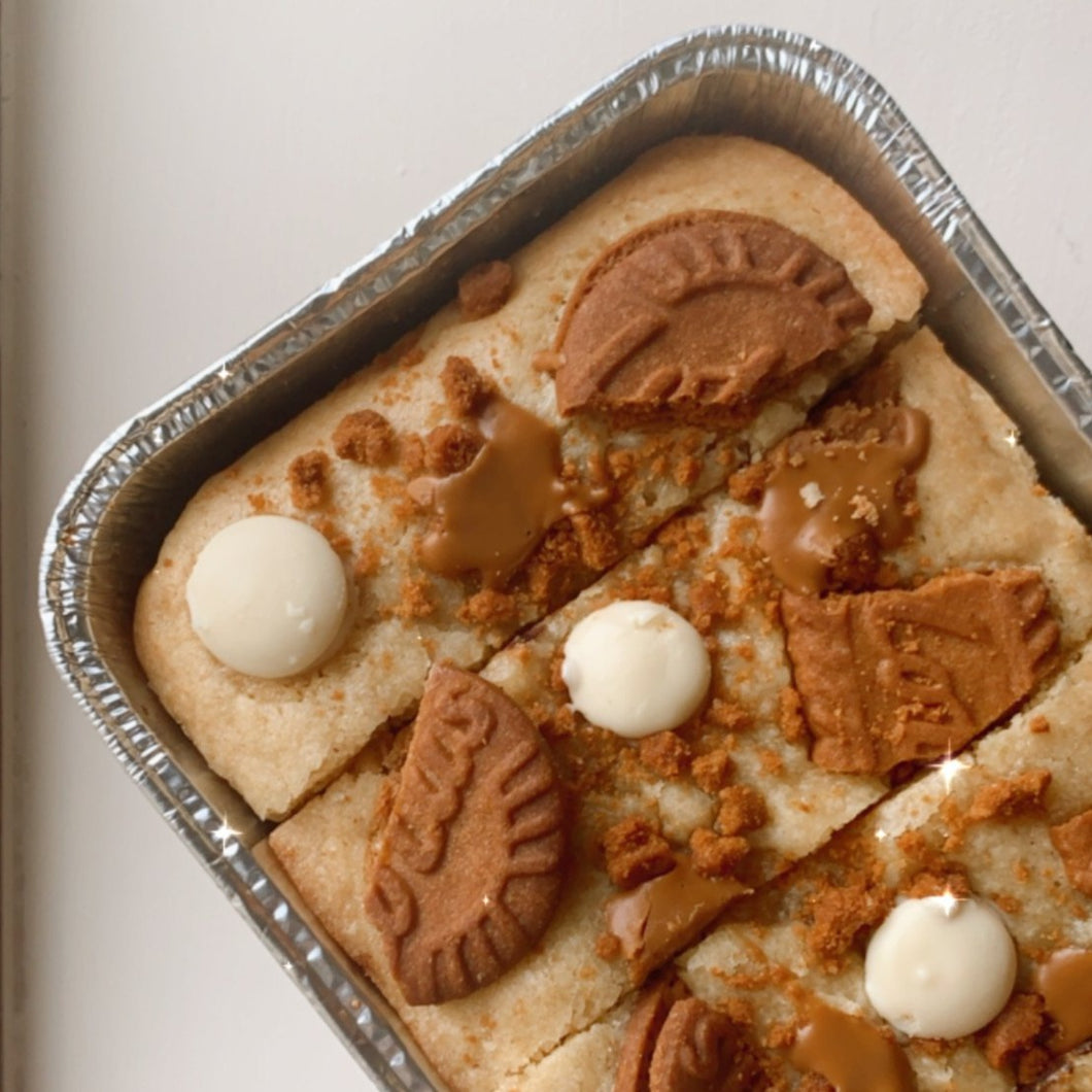 Blondies Trays