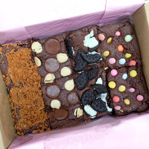 Mixed Brownie Box