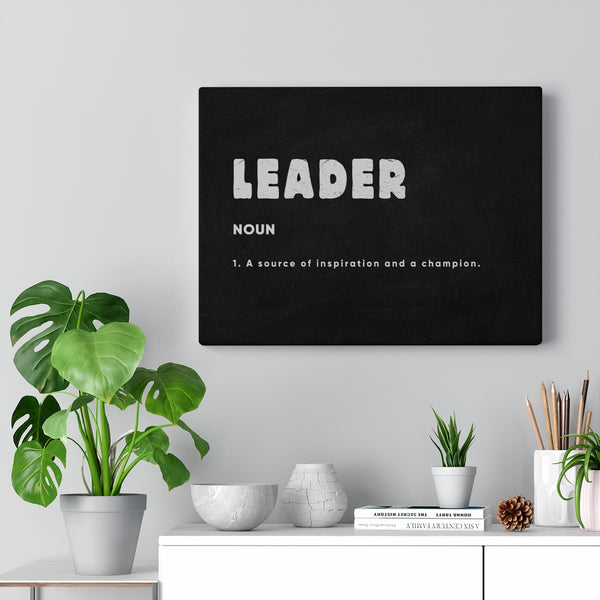 Definition of LEADER