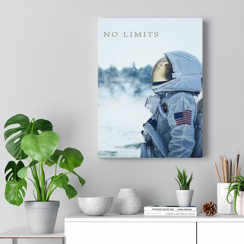 No Limits Astronaut