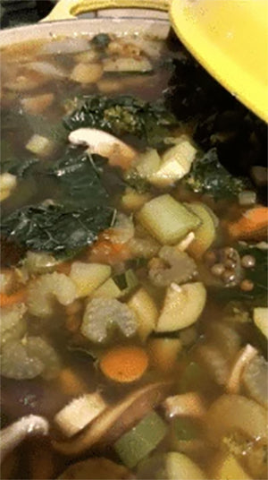 Debbi's Detox Soup Recipe