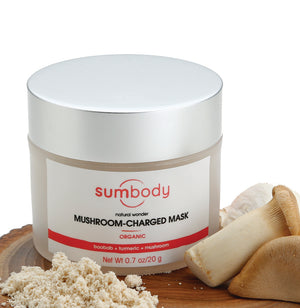 Natural Wonder Mushroom-Charged Mask