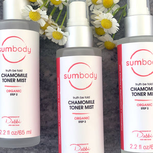 Truth Be Told Chamomile Toner Mist