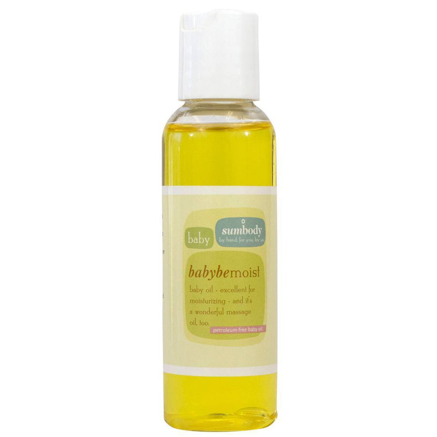Unscented Baby Be Moist Petroleum-Free Oil
