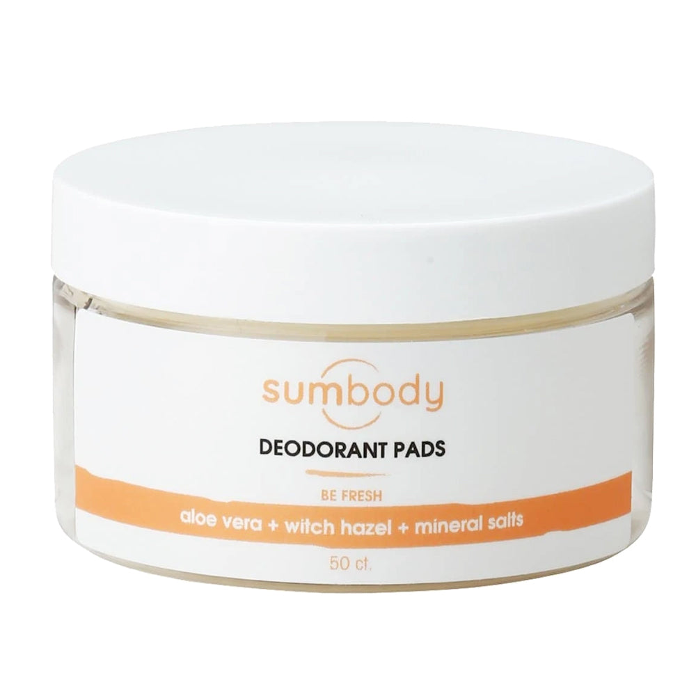 Be Fresh Deodorant Pads