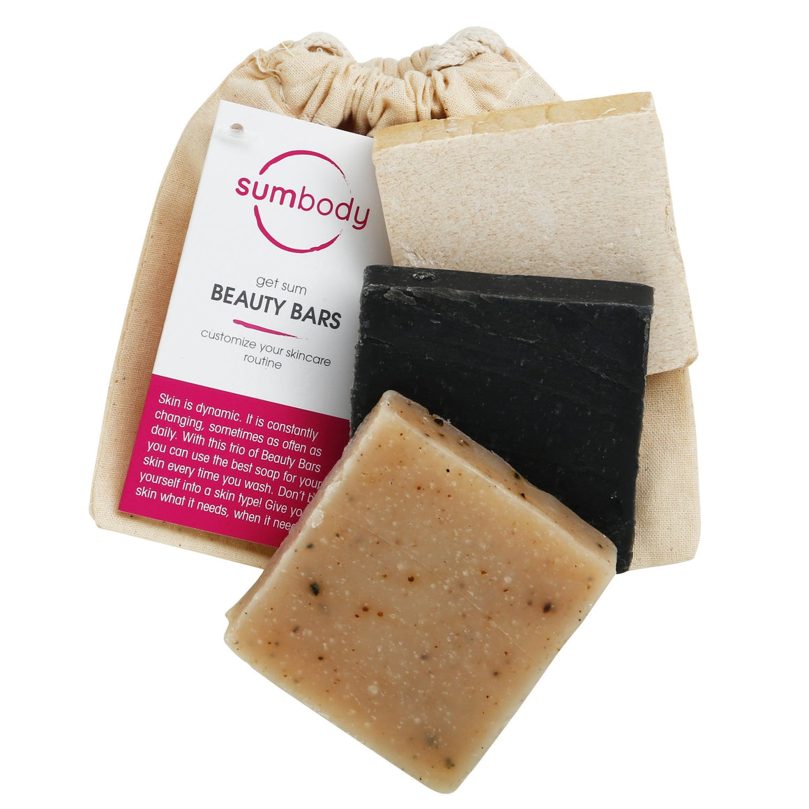 Beauty Bar Facial Soap Trio