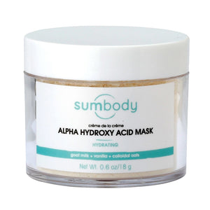 Crème de la Crème Alpha Hydroxy Acid Mask
