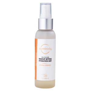 Dew Me Easily Makeup Setting Hydration Mist