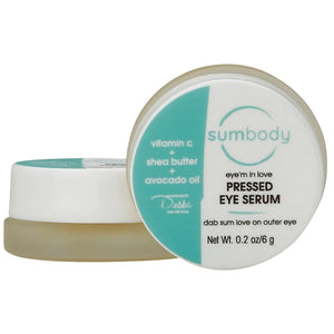 Eye'm in Love Pressed Eye Serum