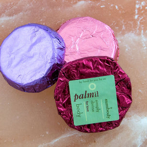Palm-It Lotion Bar with Tin