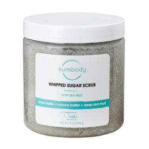 Deep Sea Mud Whipped Sugar Scrub