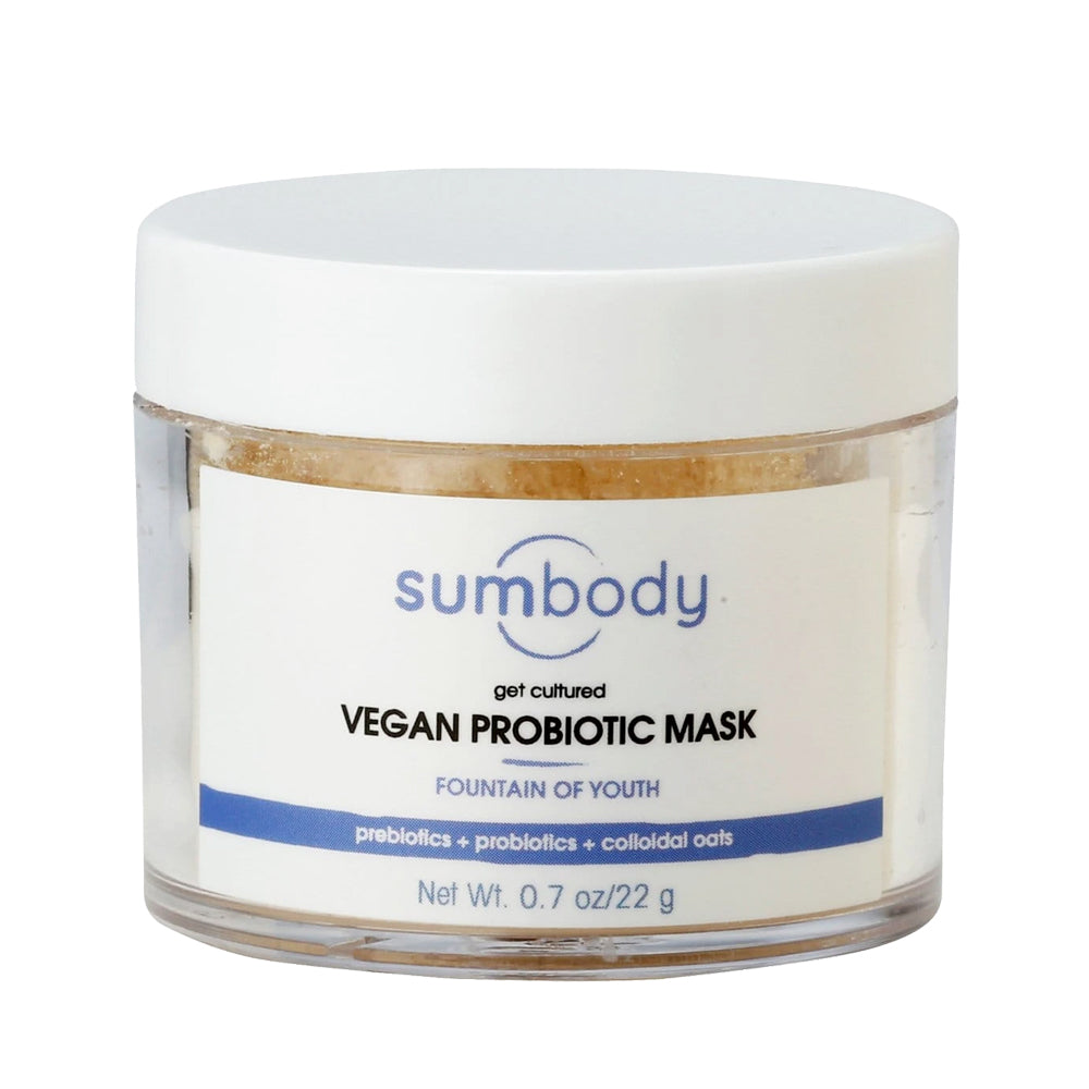 Get Cultured Vegan Probiotic Mask