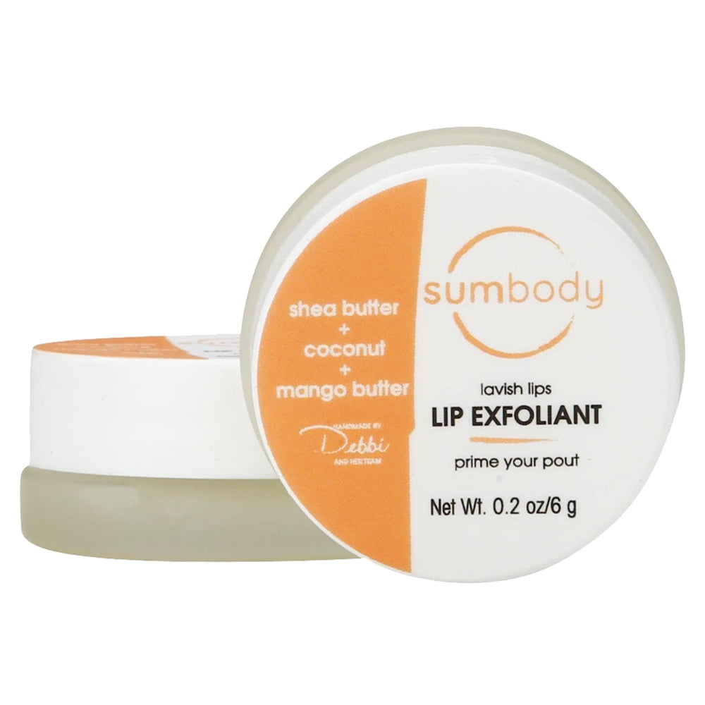 Lavish Lips Lip Exfoliant