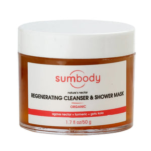 Nature's Nectar Regenerating Cleanser & Shower Mask